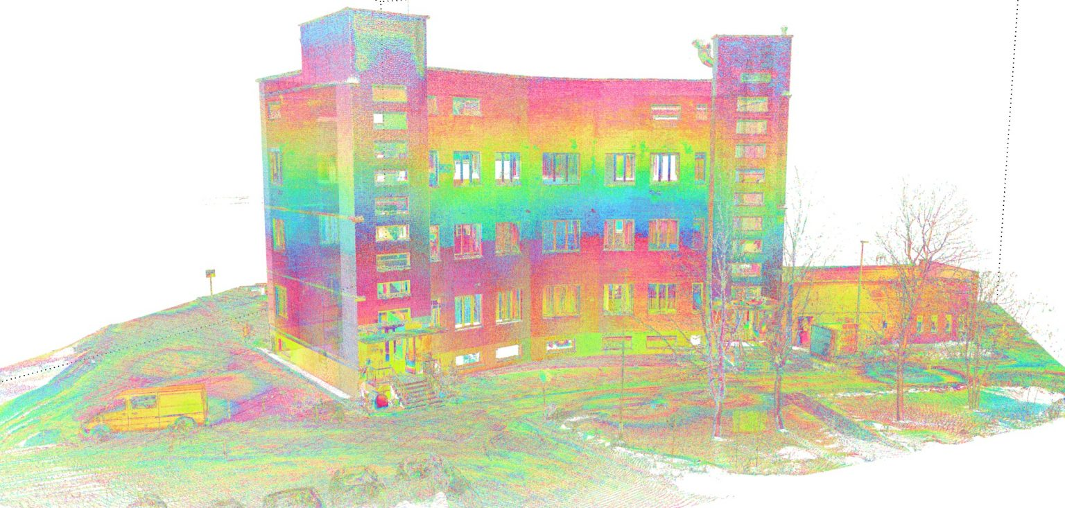 Point cloud samples to download image